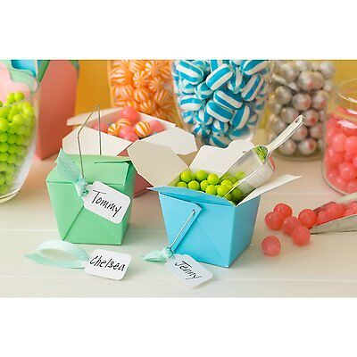 Avery Marking Price White Label Tags with Knotted Cotton Strings for Gift Tags