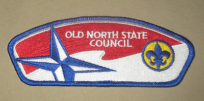Boy Scout Old North State Council Shoulder Patch New CPS