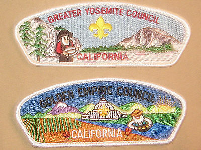 Boy Scout 2 California Council CPS New