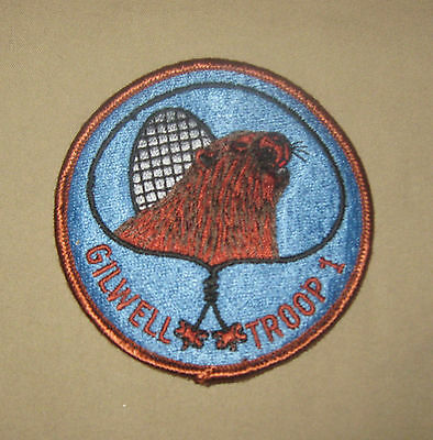 Boy Scout Wood Badge beaver Patrol Patch New