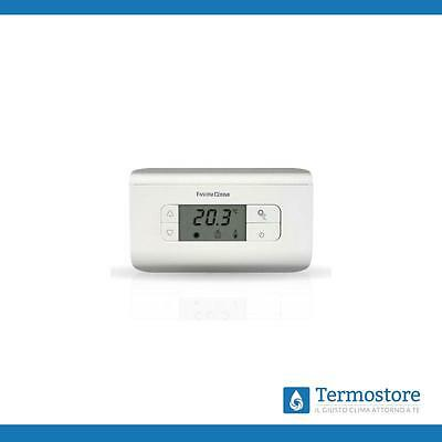 Digital Thermostat With Batteries Fantini Cosmi Ch115