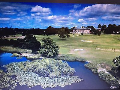 Oulton Hall Leeds - Round of Golf for 4 people - Valid until 31st August