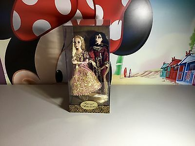 Disney Fairytale Designer Collection Rapunzel  & Mother Gothel Limited Edition