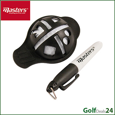 Masters Golfball Markierungs-Set