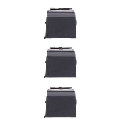 3 Pack Ruger 10/22 BX-1 Magazine 10-Round 22-LR Factory Clip 90451