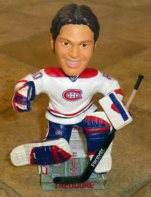 2002 Forever Limited Edition Jose Theodore Montreal Canadiens Goalie Bobblehead