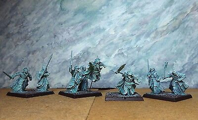 Warriors of Arnor & Dúnedain Rangers of the North ! VERY NICELY PAINTED ARMY