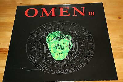 "Magic Affair ‎– Omen III 12"" Vinyl - 1993 - Euro House"