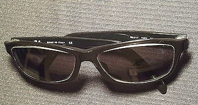 Ray Ban Women's Sunglasses Rb2117 901 Thick Black Frames Designer Made In Italy