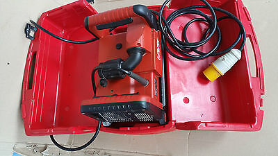 Hilti Dc-Se 20 Wallchaser Machine- 110 Volts.