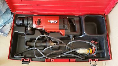 HILTI DD 130 CORE DRILL WITH RIG. 110volts