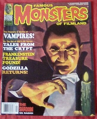 Famous Monsters of Filmland issue no. 206