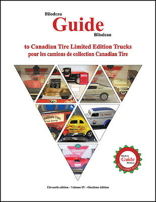 *NEW* Vol. 4 - 11th Edition - 2016 Bilodeau Guide - CTC Limited Edition Diecast