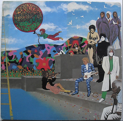 """Prince - Around the World in a Day 12"""" LP BRAND NEW SEALED"""