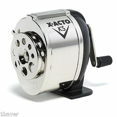 X-Acto Table Desk Wall Mount School Office Craft Supply Tool Pencil Sharpener