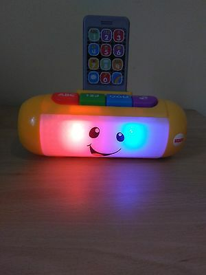 Music Player Toy with Remote for Babies and Toddlers