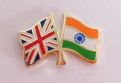 Royal Enfield India, Great Britain - India Friendship Pin