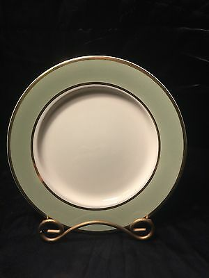 "Taylor Smith Taylor ""Classic Heritage Celadon Green"" Salad Plate"