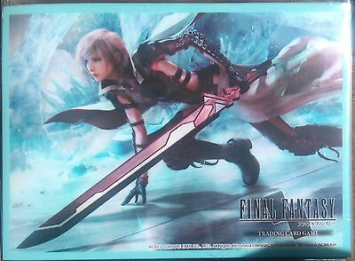 Final Fantasy Sleeves Lightning CCG / Trading Card Game
