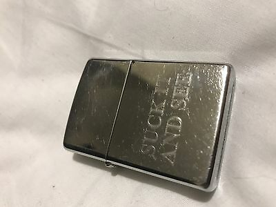 Arctic Monkey Suck It And See Zippo Lighter Limited Edition Very Rare