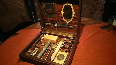Victorian Antique Style Vampire Killing Hunting Slaying Protection Kit Ooak