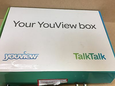 Huawei TalkTalk You View Box DN360T YOUVIEW FREEVIEW PLAY PAUSE CATCH UP TV