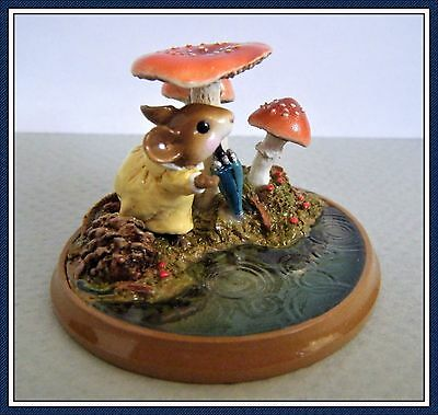 Wee Forest Folk Raindrops - PM-05 - Retired -