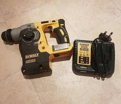 Dewalt 18v dch273 xr sds brushless hammer drill with charger  Good condition