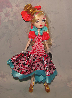 Ever After High Doll - Apple White - Way Too Wonderland - Outfit, Shoes