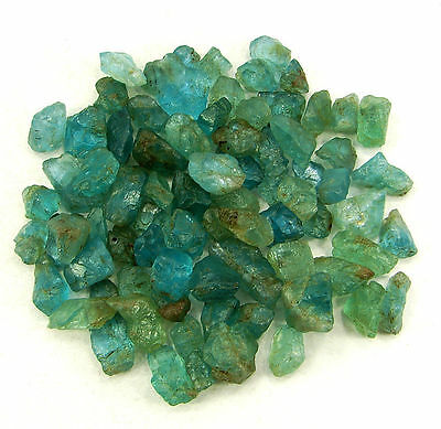 200.00 Ct Natural Apatite Loose Gemstone Stone Rough Specimen Lot - 6237
