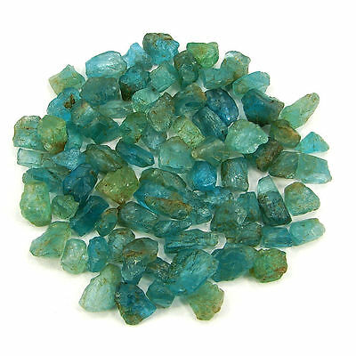 200.00 Ct Natural Apatite Loose Gemstone Stone Rough Specimen Lot - 6223