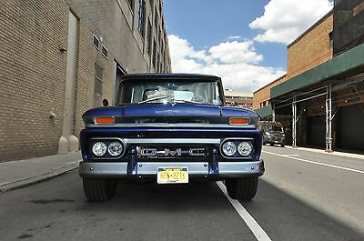 1966 GMC pick up  1966 GMC RESTOMOD/ 383 Stroker and more