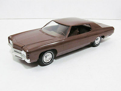 1972 Chevrolet Impala HT Promo, graded 9+ out of 10.  #23611