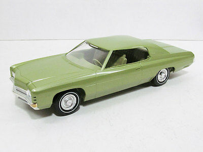 1972 Chevrolet Impala HT Promo, graded 9+ out of 10.  #21761