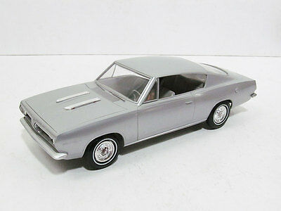 1967 Plymouth Barracuda Promo, graded 8-9 out of 10.  #21801