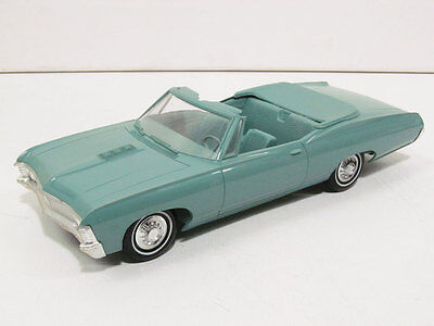 1967 Chevrolet Impala Conv. Promo, graded 9 out of 10.  #22337