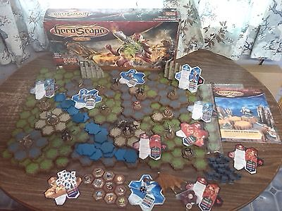 Heroscape Rise Of The Valkyrie Master Set - First Edition - Incomplete