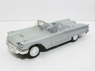 1960 Ford Thunderbird Conv. Promo (Friction), graded 8-9 out of 10.  #21841