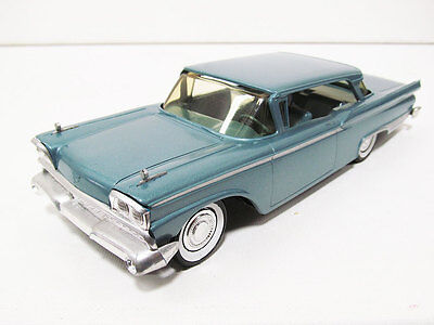 1959 Ford Fairlane HT Promo (Friction), graded 8 out of 10.  #19677