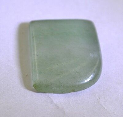 Prehnite Cabchon Green Fancy gems 20x25 1 pc