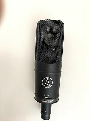 Audio-Technica  AT4050 Condenser Cable Professional Microphone  shock mount