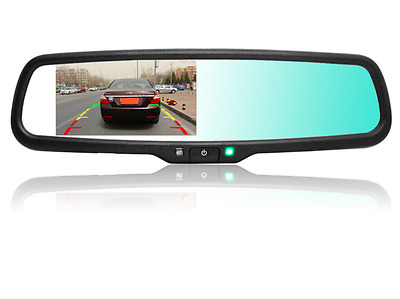 4.3 Inch Auto Dimming Car Parking Rearview Mirror Monitor