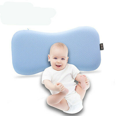 Baby Pillow Health Memory Foam Infant Shape Toddler Oval for head care 0~6 years