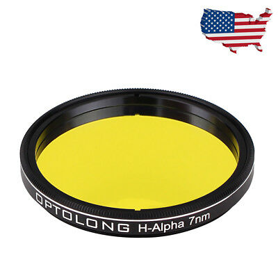 """OPTOLONG H-Alpha 7nm 2"""" Filter Narrowband for Deep Sky Space Astrophotography US"""