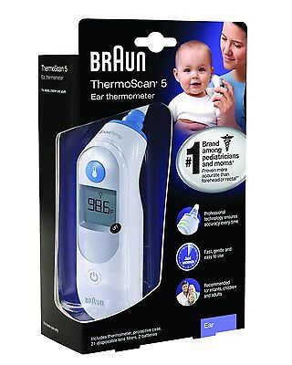 Thermometer For Baby Small Digital Best Kids Infant Digital Ear Body Temperature