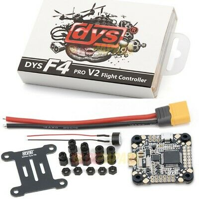 2018 NEW DYS F4 Pro v2 Flight Controller AIO FC for FPV Quad Race Free-Style 1pc