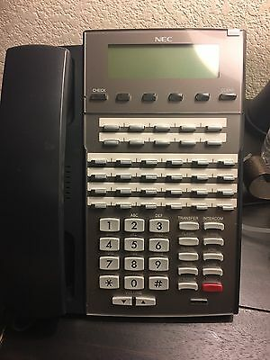 (10 in stock)NEC VOIP 34B DSX Phone  1090034 fits dsx phone system