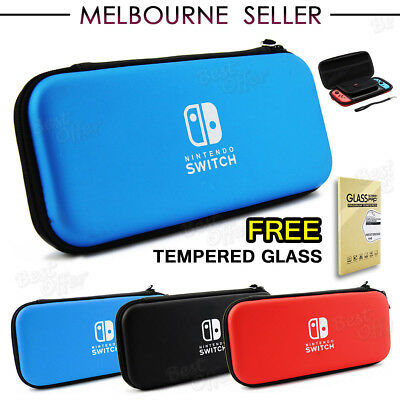 Nintendo Switch Shell Carrying Case Protective Storage Bag Cover 【Free TP】