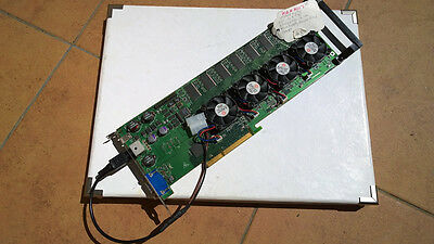 3Dfx - Cable 4 PIN  powering Up - Voodoo5 6000 -