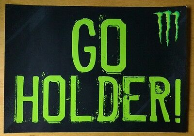 Chris Holder Monster Energy Speedway GP Poster